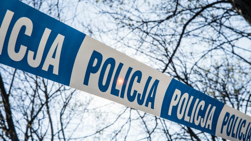 Ciało 13 latki znalezione w strumyku