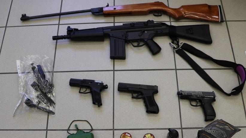 32-latek strzelał do dzieci w Legnicy