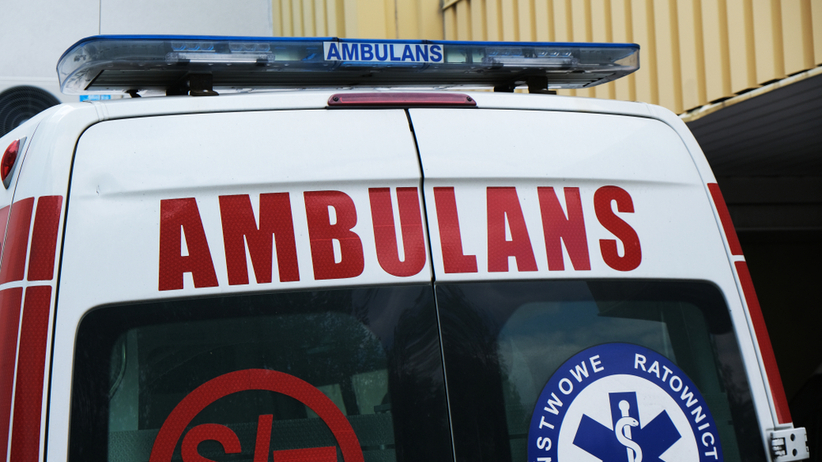 Leszno/ 85-letni pacjent szpitala wypadł przez okno