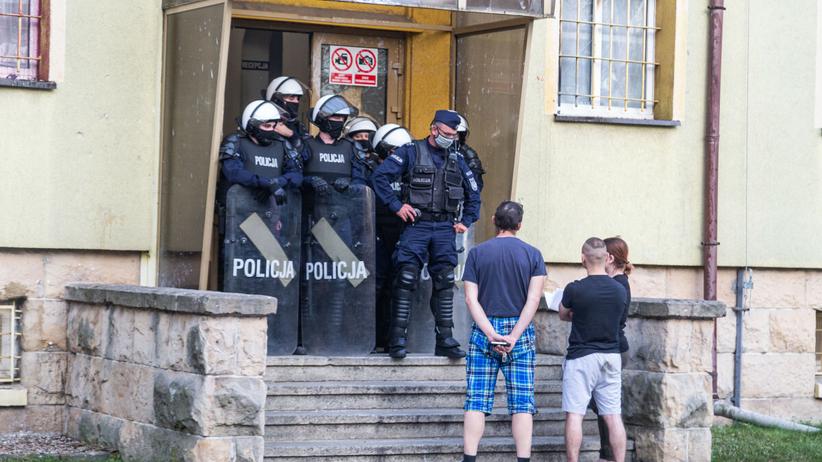Prokuratura nie ujawniła wyników sekcji zwłok 34-letniego Bartka z Lubina