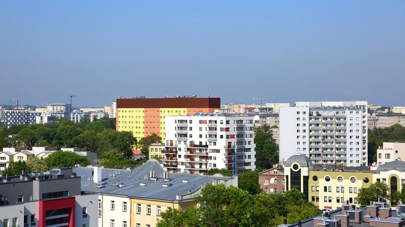 Bloki w Lublinie