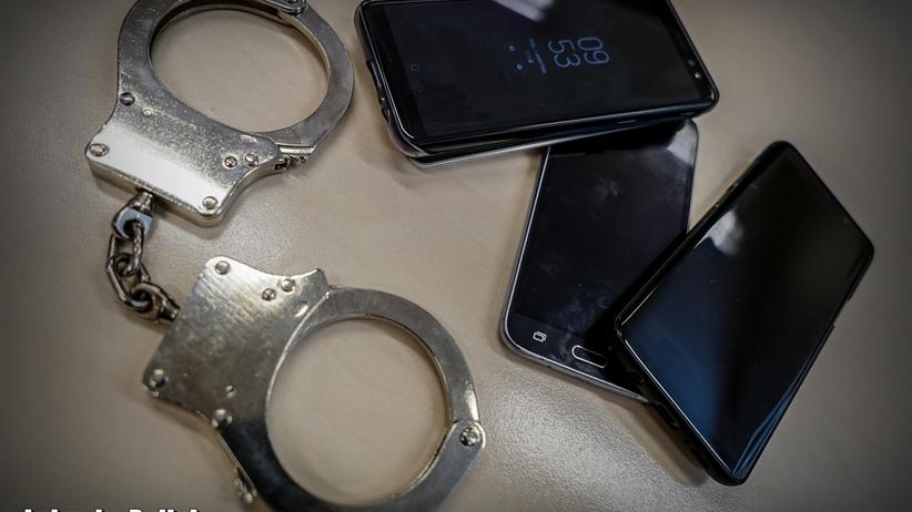 33-latek napadał na dzieci wracające ze szkoły i kradł im telefony