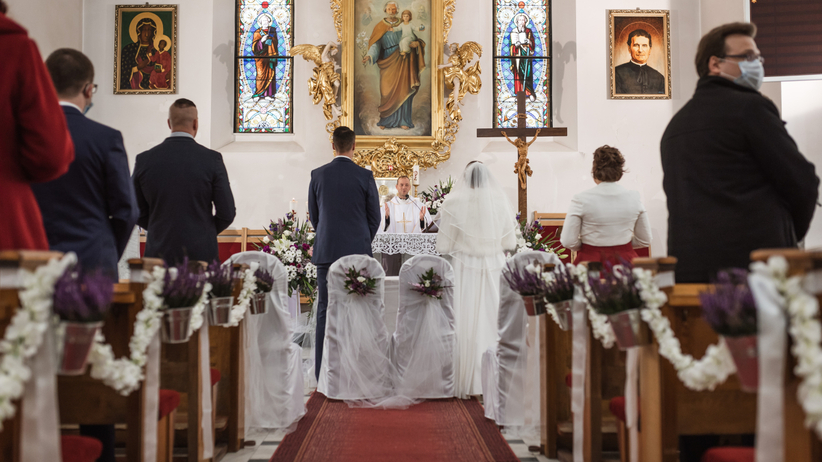 ślub i wesele w czasie epidemii covid