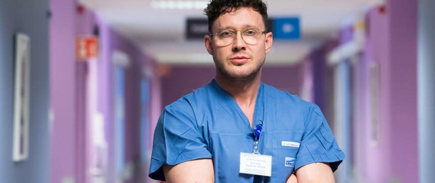 Znany lekarz wziął gejowski ślub. Obok życzeń usłyszał oskarżenia