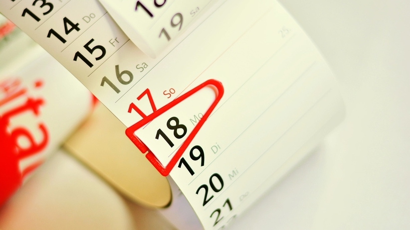 Spójrz w kalendarz. Na majówkę można mieć wolne przez 9 dni