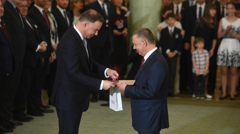 Marian Banaś: kim jest nowy minister finansów w rządzie PiS? [RODZINA]