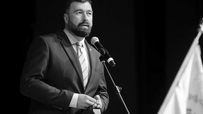 Mariusz Bieniek, starosta płocki