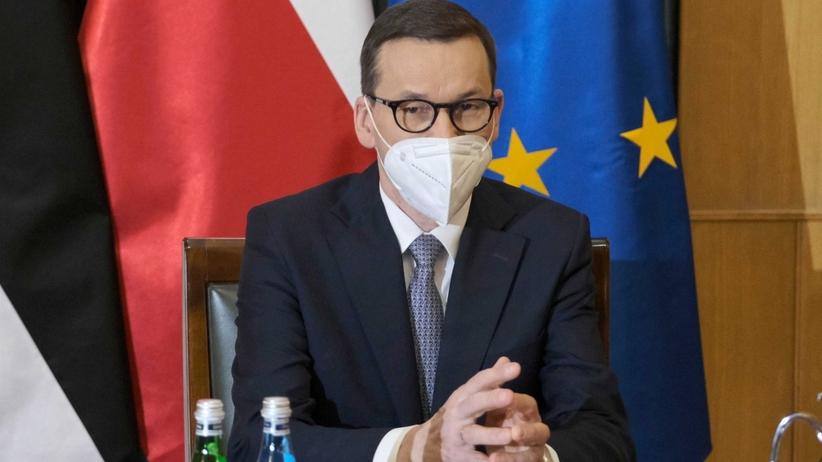 Mateusz Morawiecki leci na szczyt przywódców państw UE