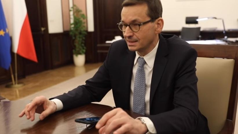 Mateusz Morawiecki zarejestrował się na szczepienie przeciw Covid-19