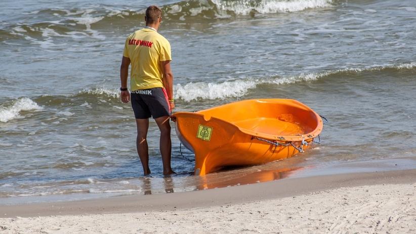 Ratownicy wodni bez pensji. Tylko w tydzień utonęły 3 osoby