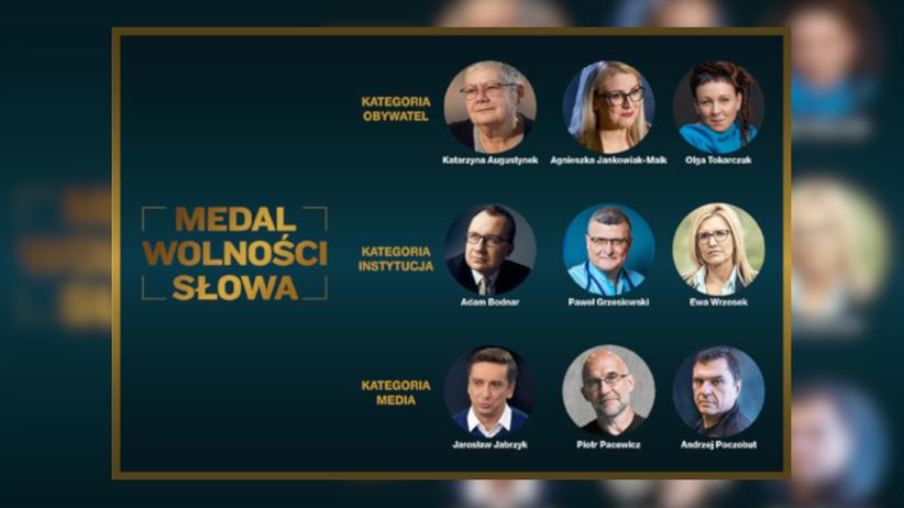 Medal Wolności Słowa