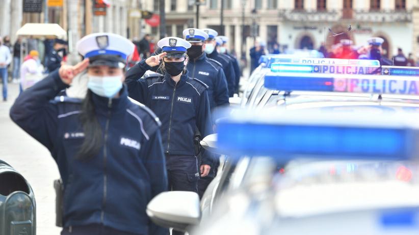 Pogrzeb policjanta z Raciborza