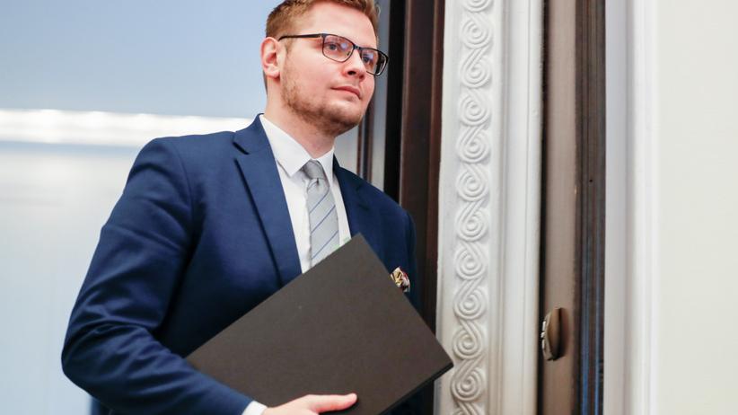 Michał Woś