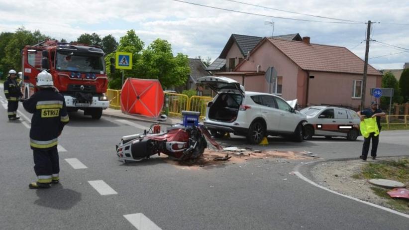 Mikołów. Ksiądz spowodował wypadek, w którym zginął komendant policji Krzysztof Skowron