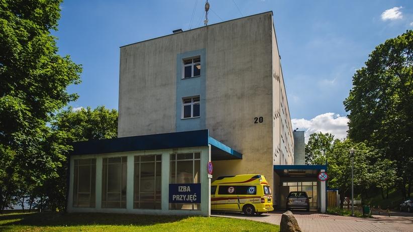 Dwie 13-latki molestowane w szpitalu psychiatrycznym w Gdańsku