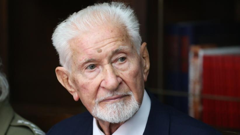 Prezes związku mjr Leszek Żukowski