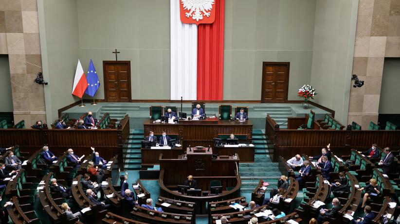 Sejm, wybory, głosowanie