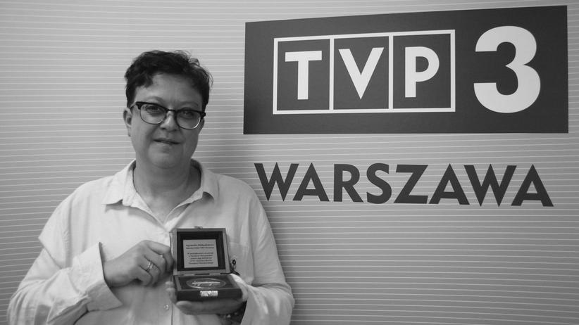 Nie żyje Agnieszka Mieleszkiewicz, dziennikarka i wydawca warszawskiej TVP