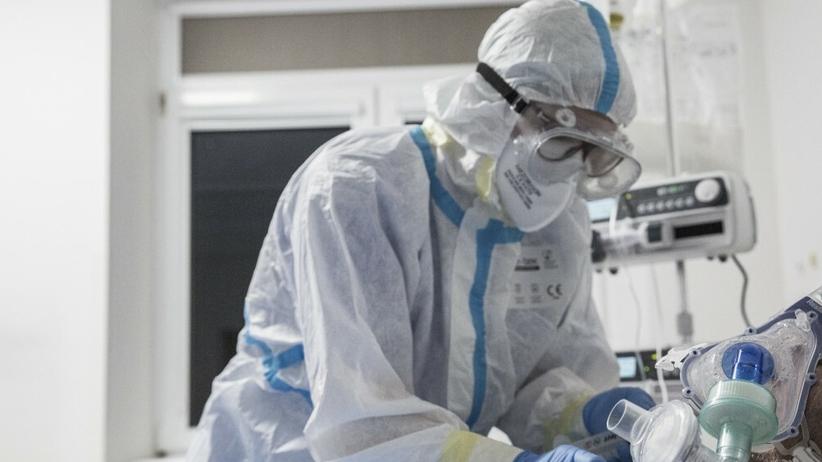Pielęgniarka zmarła na Covid-19, dzień przed szczepieniem była zakażona