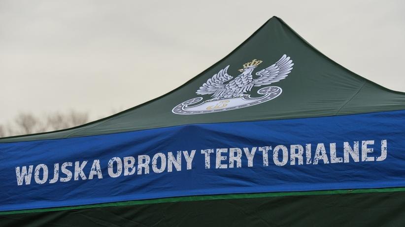 Żołnierz WOT zmarł na poligonie w Nowej Dębie
