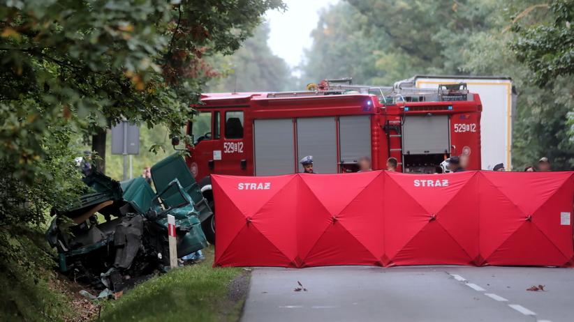 Czwarta ofiara wypadku pod Rawą Mazowiecką