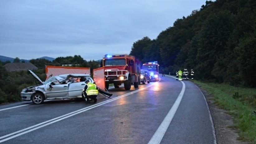 Nowa Wieś, wypadek na Dk19
