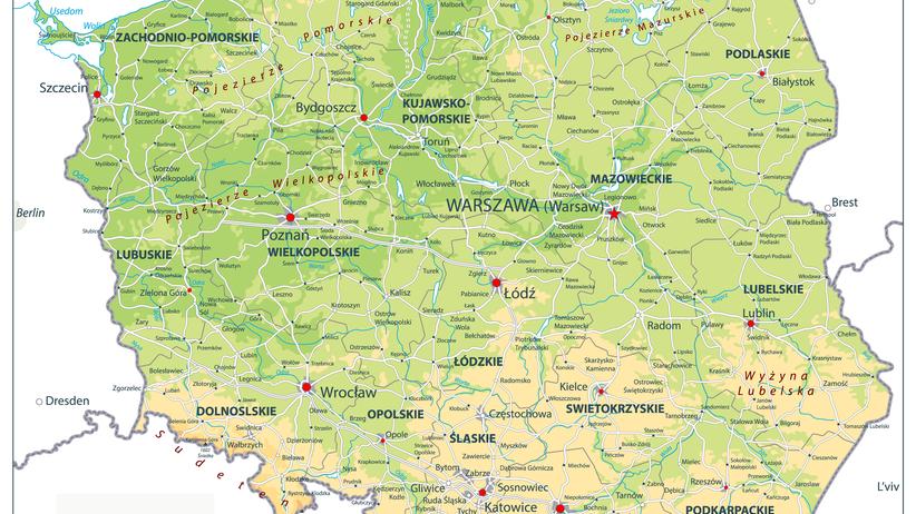 Nowe miasta w Polsce od 2020? MSWiA rozpatruje pięć wniosków
