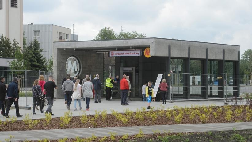 Metro w Warszawiie