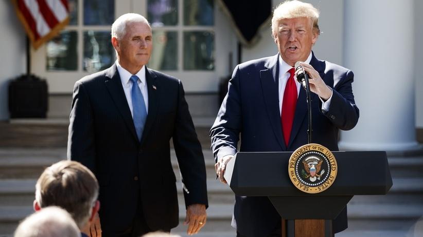Odwołana wizyta Trumpa. Plan obchodów 80. rocznicy wybuchu II WŚ się zmieni?
