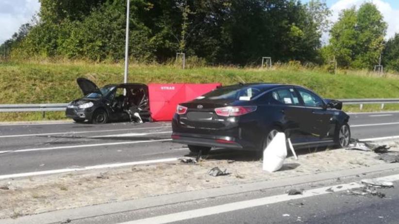 Wypadek w Olecku