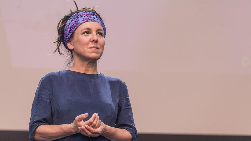 Olga Tokarczuk bez podatku od Nobla. Tak zdecydował minister finansów