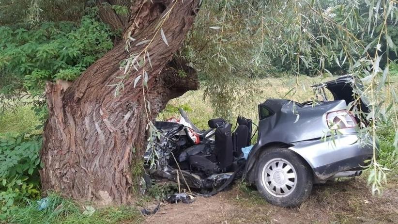 Wypadek w Opatowie