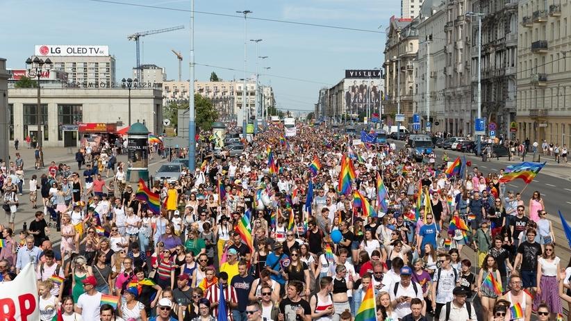Parada Równości 2019 - utrudnienia, zmiany komunikacyjne 8.06 [WARSZAWA]
