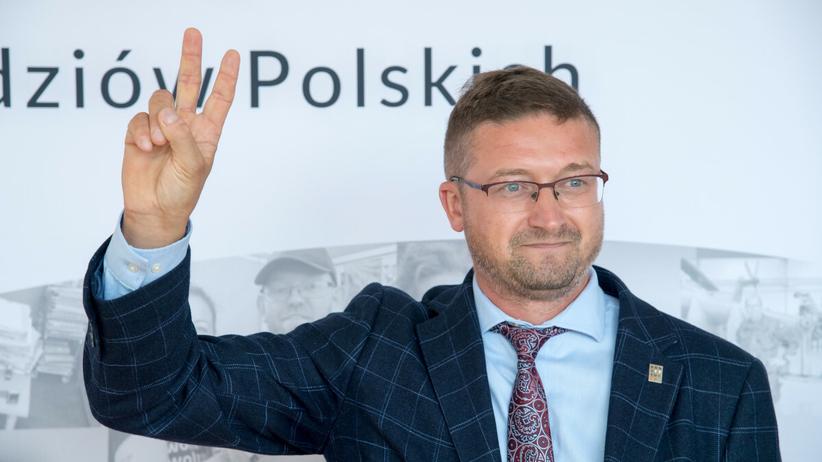 Sąd: Paweł Juszczyszyn wraca do orzekania