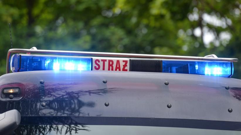 Piorun uderzył w dom w Łobżenicy. Dach zajął się ogniem