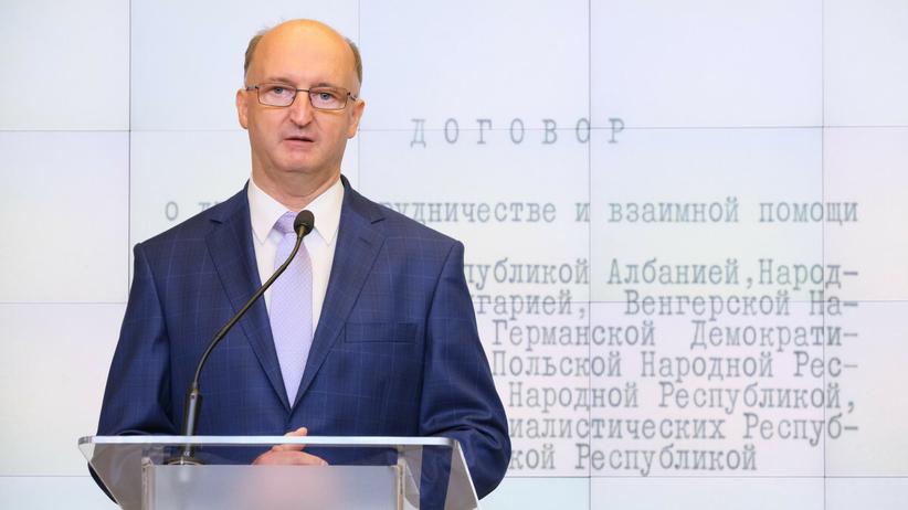 Piotr Wawrzyk: RPO, PSL, UW. Sylwetka kandydata PIS na Rzecznika Praw Obywatelskich