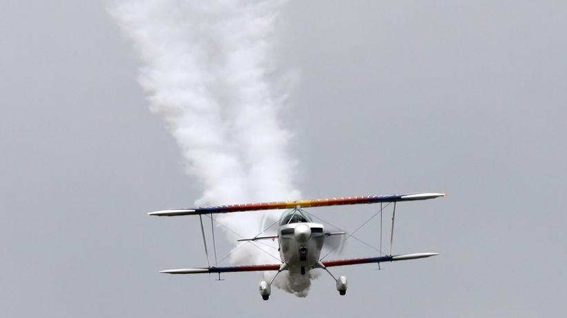 Pokazy lotnicze odwołane po śmiertelnym wypadku pilota