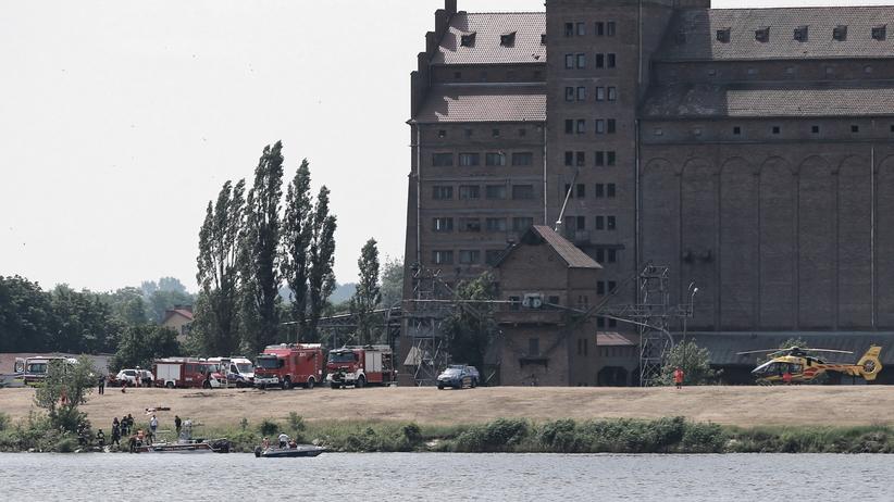 Trwają poszukiwania niemieckiego pilota Jak-52. Zlokalizowano wrak