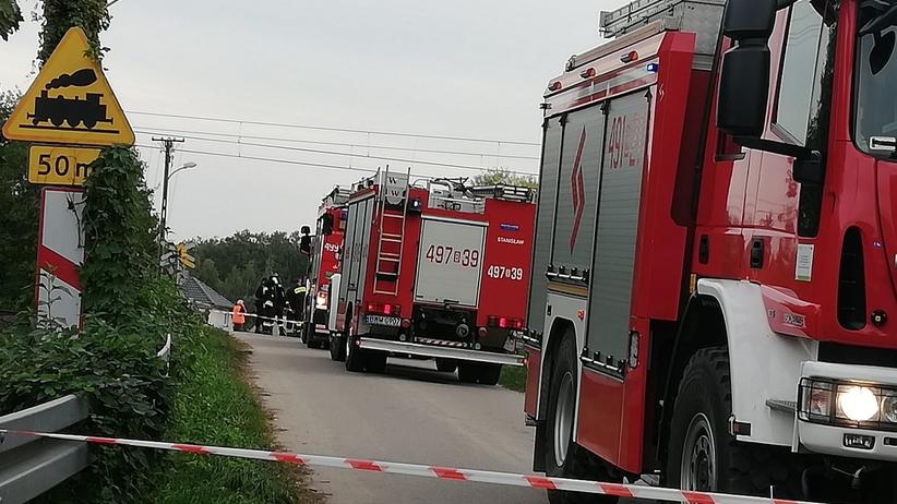 Podlaskie. Dwie osoby wpadły pod pociąg z Białegostoku do Warszawy