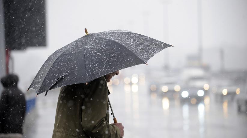 Prognoza pogody na niedzielę: Przejściowe opady deszczu i burze