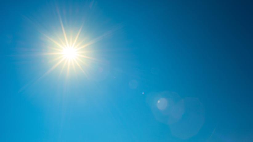 Upalna niedziela. W prawie całym kraju powyżej 30 stopni