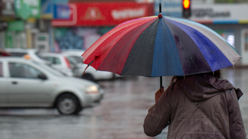 Przelotne deszcze i burze. Pogoda w środę