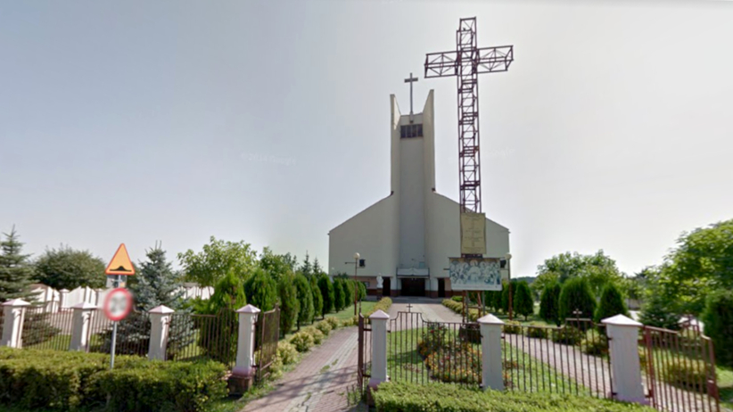 kościół św. Barbary w Tarnobrzegu