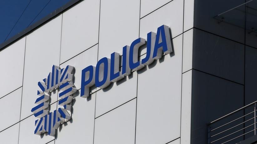 Podpalenie policja