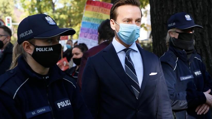 Krzysztof Bosak/Zakaz aborcji w Polsce