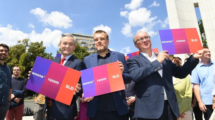 Zjednoczona Lewica idzie do wyborów. SLD, Wiosna i Razem w koalicji