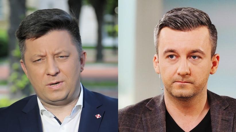 Krzysztof Skórzyński o mailu Michała Dworczyka
