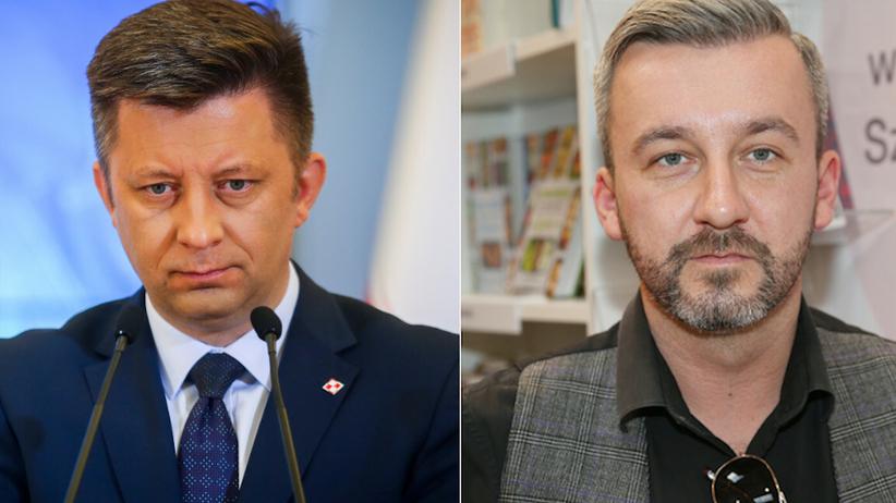 Michał Dworczyk i Tomasz Skórzyński