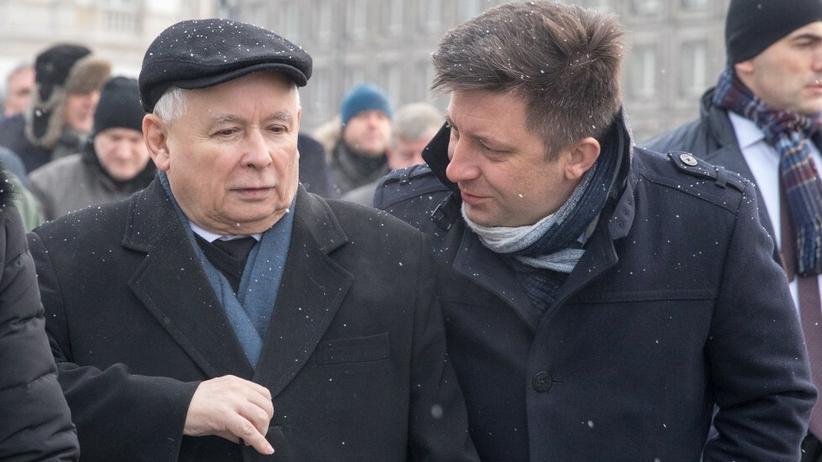 Jarosław Kaczyński, Michał Dworczyk