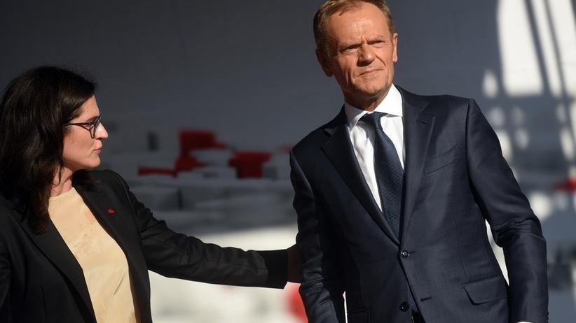 To ona zastąpi Tuska w wyborach. ''Obawia się porażki z Andrzejem Dudą''
